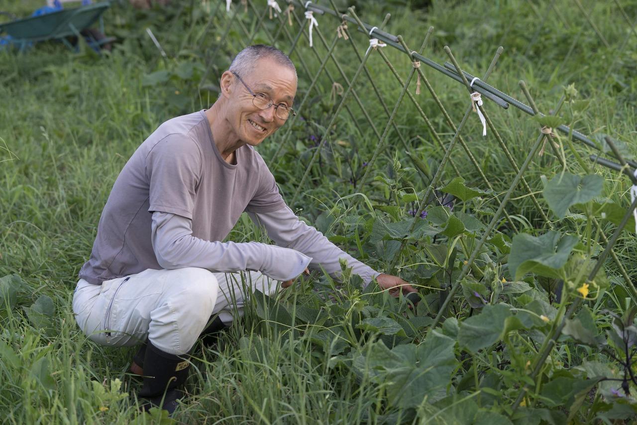 中川原敏雄さん
